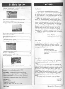 11 CW#3Letter fr. S. Africa+contents p2 copy