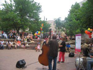 Pritchard Park Cultural Arts Program